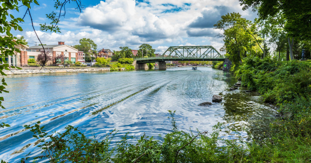 Rejuvenate your tired body by taking a trip to Seneca Falls